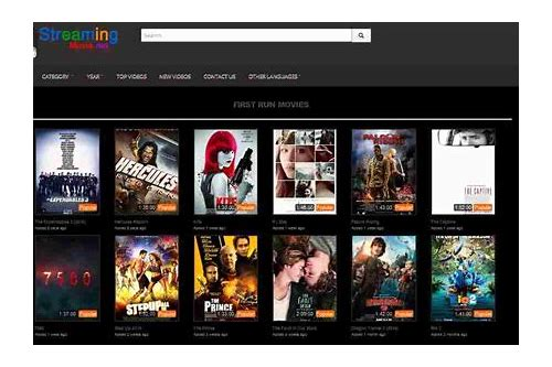 download movies streaming free