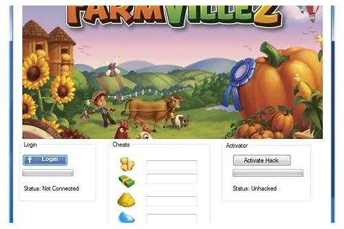farmville 2 hack baixar do facebook