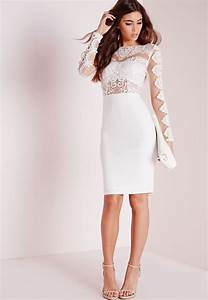 67 best images about miss guided on pinterest crepes With robe blanche asos