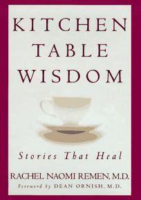 kitchen table wisdom review nonfiction book review kitchen table wisdom by