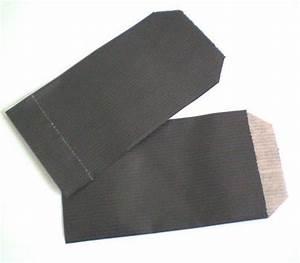 Pochette Cadeau Papier : pochettes papier cadeau 7 x 12 cm noires ~ Teatrodelosmanantiales.com Idées de Décoration