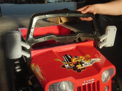 road jeep fuer kinder aufbauanleitung