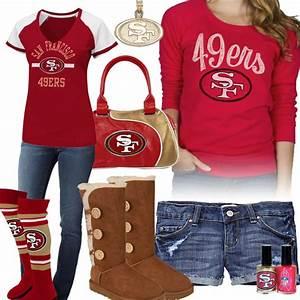 Cute NFL Fashion Girls NFL Fan Gear Cute NFL Football Party Outfits