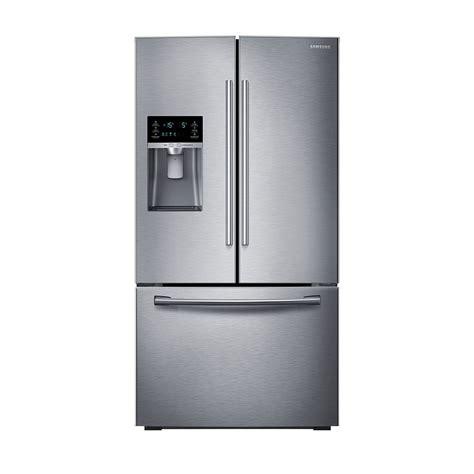 door samsung refrigerator samsung 23 cu ft 3 door door refrigerator ss