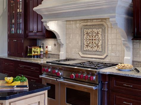 traditional kitchen backsplash ideas the attraction hgtv
