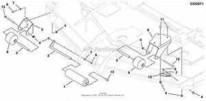 Snapper Pro 5900505 - S200xt - 72 U0026quot  Mower Deck Parts Diagram For 72 U0026quot  Mower Deck