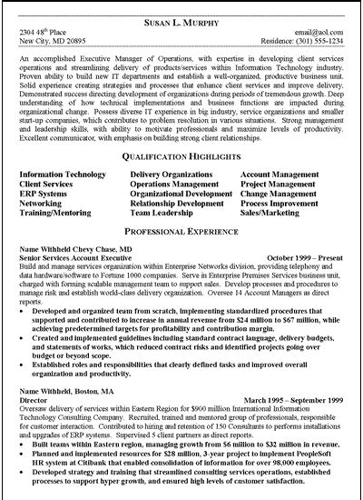 resume executive summary sles intended for ucwords