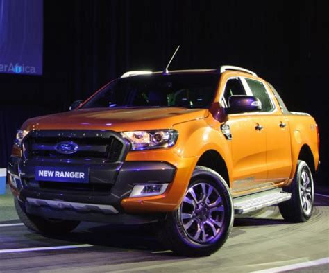 The New American-built 2018 Ford Ranger