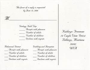 card invitation ideas examples wedding invitation reply With samples of wedding response cards wording