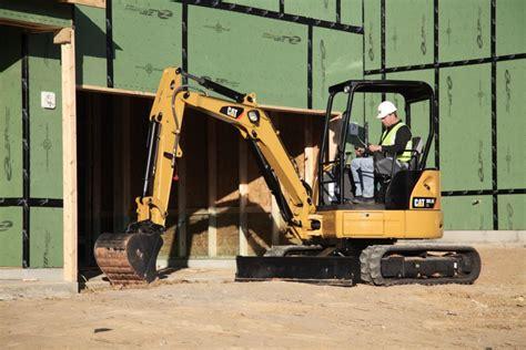 cr hydraulic excavator finning cat