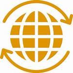 Icon Globe Website Svg Cc Transparent Hacked