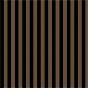 Black bettle brown strip