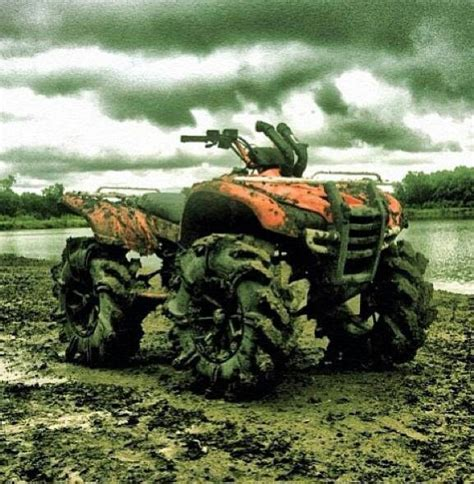mudding four wheelers thing 39 s been all over the terrain outdoor toys
