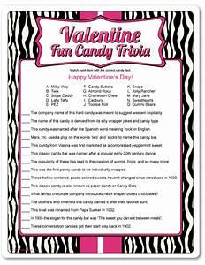Valentine Trivia | Trivia, Gaming and Valentine games