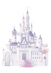 kinderzimmer le princess castle wall decals with glitter