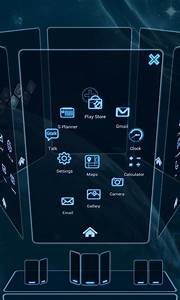 Future Next Launcher 3D Theme Free Android Theme download ...