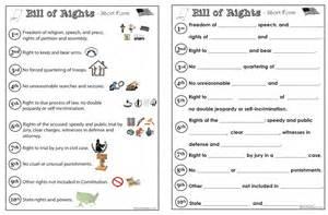 Kids Bill of Rights Worksheet
