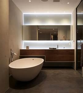 35 salles de bains modernes avec accessoires shopping With salle de bain moderne avec baignoire