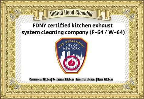 united hood cleaning nyc  york professionally