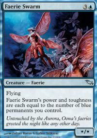 Faerie Deck Mtg 2015 by Lock Magic The Gathering Deck