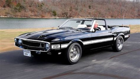 extremely rare gt500 found and restored muscle car fan