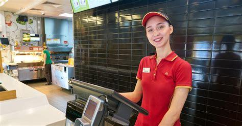 mcdonalds adds   staff recruitment draw career advice