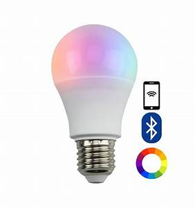 Ampoule Led Couleur : ampoule e27 multicouleur bluetooth t l commande ~ Melissatoandfro.com Idées de Décoration