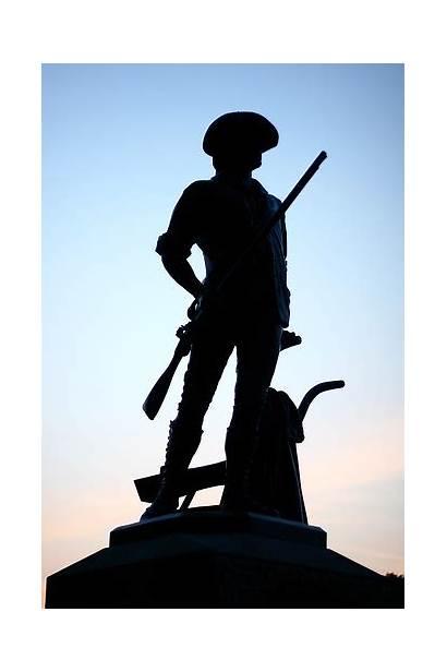 Minuteman Statue Minutemen Clipart Need Nation Minute