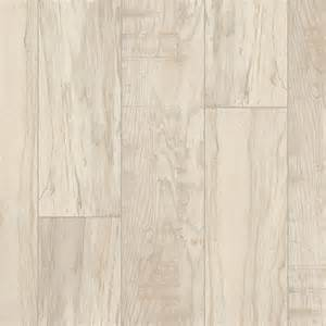 wood talk 6 quot x 36 quot white smoke rectified floor tile ergon