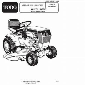 Tractor 1996 416-h D U0026a Om Ipl Wiring Sn Pdf
