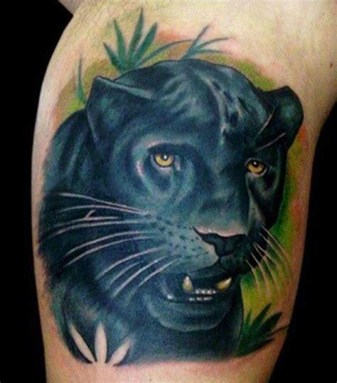 Black Panther Tattoo Insigniatattoocom