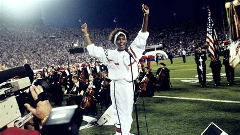 Whitney Houston's brother reflects on her Super Bowl ...