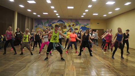 zumba despacito fitness dance fonsi luis daddy yankee workout ft aerobics workouts cardio beginners visit dovydas training