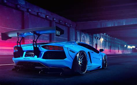 Lamborghini Aventador Full Hd Wallpaper And Background