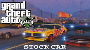 GTA V PS4 - #1 STOCK CAR - YouTube