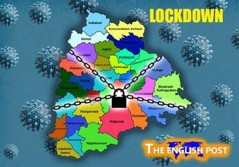 Telangana extends lockdown to May 29 - The English Post ...
