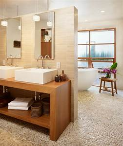 meuble de salle de bain avec plan de travail 1 vasque With plan de travail salle de bain avec vasque