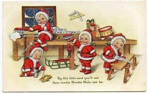 Bytes: Vintage Christmas cards