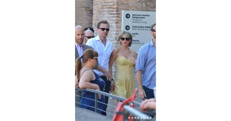 Taylor Swift and Tom Hiddleston in Rome Photos June 2016 ...