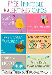 7 Best Images of Free Printable Valentine's Day Cards ...