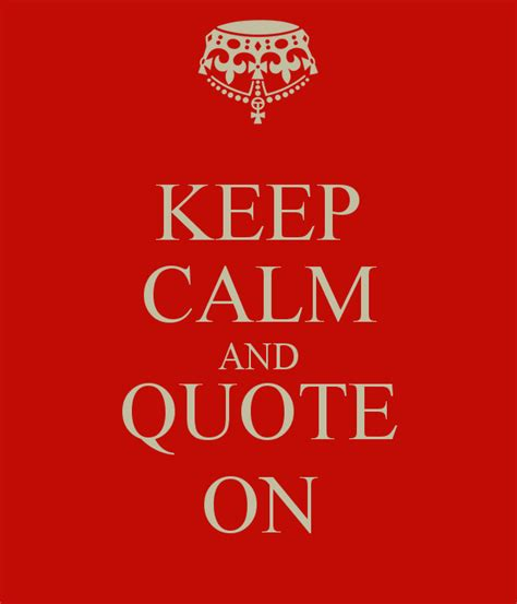 Keep Calm Quotes Maker | Stay Calm Quotes Maker