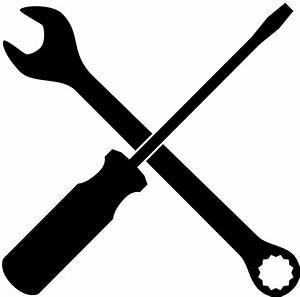 Tools Logo Screwdriver · Free vector graphic on Pixabay