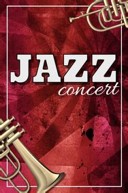 customizable design templates  jazz postermywall