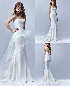 top 19 convertible mermaid wedding dress with detachable With convertible wedding dresses detachable skirts