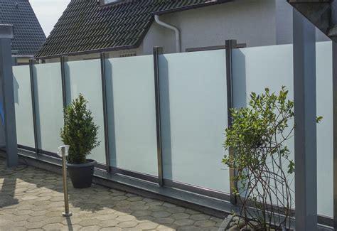 Sichtschutz Garten Metall Glas by Sichtschutz Garten Glas 316626 Gallery Of Sichtschutz Glas
