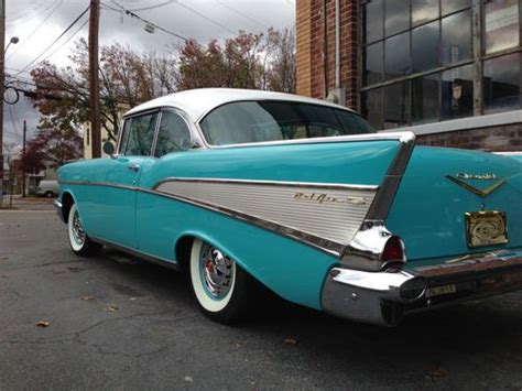 buy   chevy bel air turquoisewhite  dover