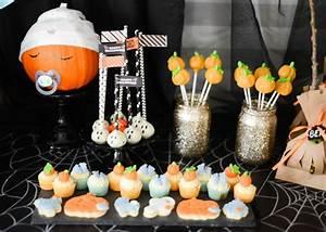 Party Buffet Ideen : halloween babyparty tipps und ideen von baby belly party ~ Markanthonyermac.com Haus und Dekorationen