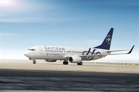skyteam member airlines livery imagesphotos downloads
