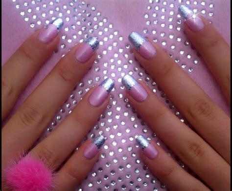 gorgeous foil nail art ideas  sheclickcom