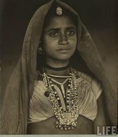 Old Indian Woman Portraits